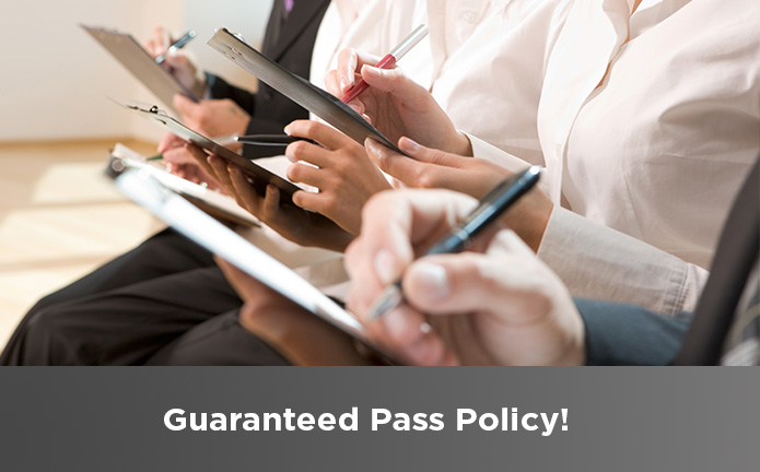 Guaranteed Pass Policy