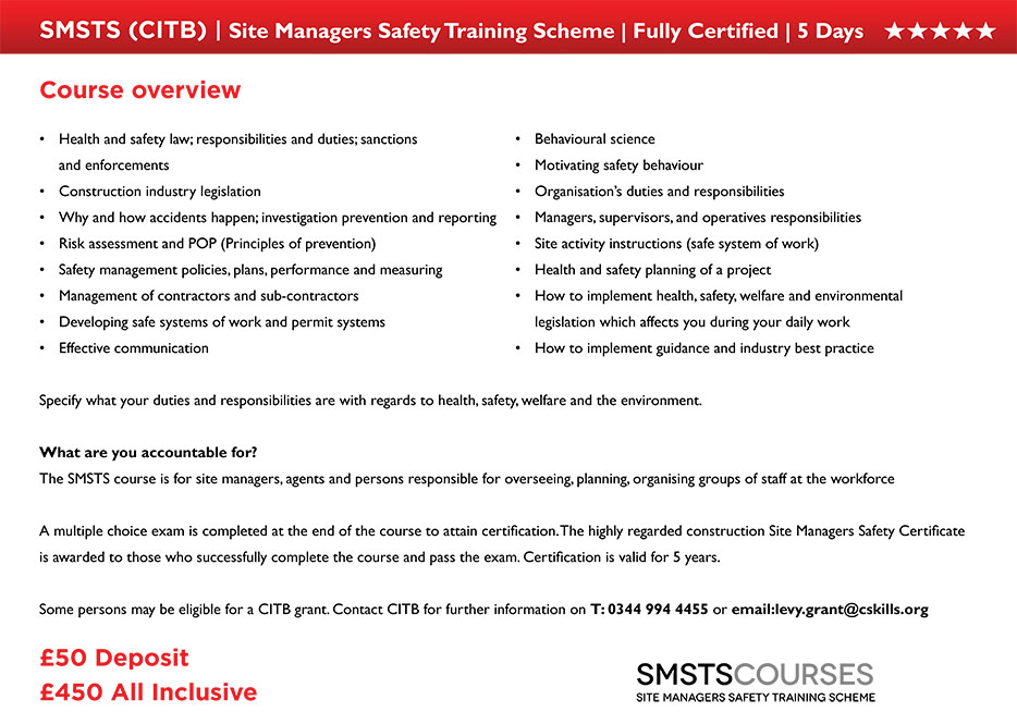 smsts-training-courses-glasgow