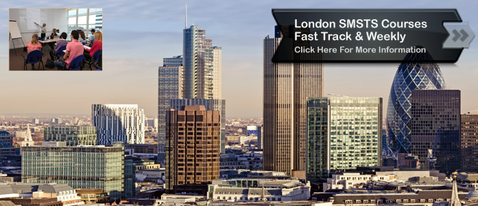 SMSTS London - Fast Track 5 Day | All Inclusive