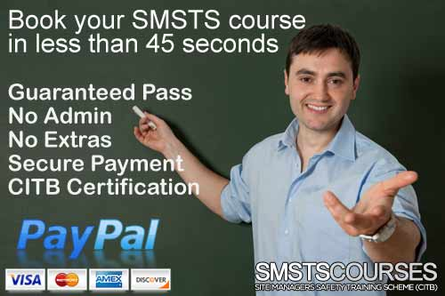 smsts training london
