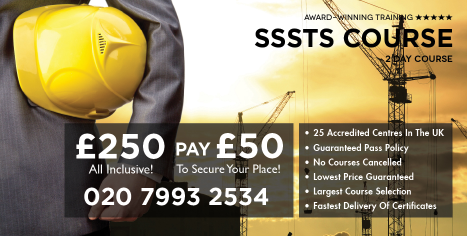 Cscs Gold Card >> All SSSTS Course Dates - SMSTS Courses | SMSTS Training London | Birmingham | Glasgow ...